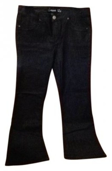 Tommy Hilfiger Trouser/Wide Leg Jeans-Black