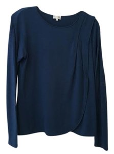 TSE Wool Top Blue