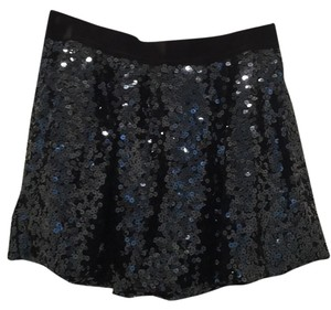 Juicy Couture Mini Skirt Blac