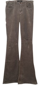J Brand Wide Leg Pants Grey/clay color