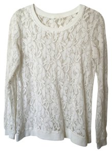 Lace Valentines Day Party Sweater