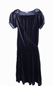 navy Maxi Dress by Clu