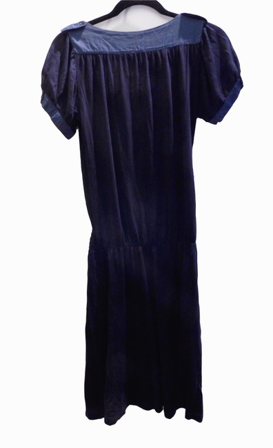 navy Maxi Dress by Clu Image 1