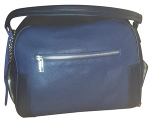 Charles Jourdan Satchel in Blue