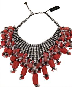 BCBG Bcbg Bib Necklace