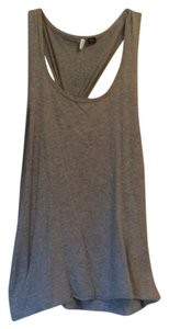 smitten Top Heather grey