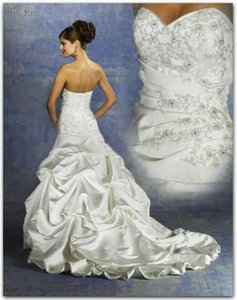Symphony Bridal S2005 Wedding Dress
