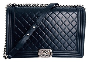Chanel Boy Boy Large Cross Body Bag