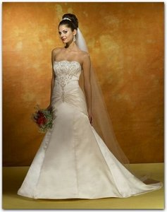 Symphony Bridal R6005 Wedding Dress