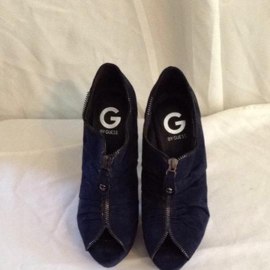 Guess blue Boots