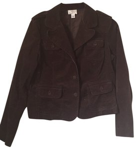 Ann Taylor LOFT Chocolate brown Blazer