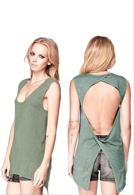 KILL CITY Top Olive