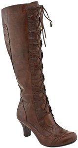 Crown by Børn brown leather Boots