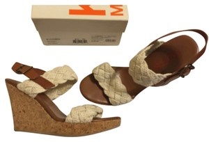 Michael Kors Natural Wedges