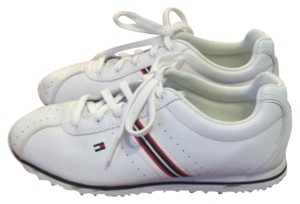Tommy Hilfiger White Athletic