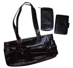 Planner Wallet Shoulder Bag