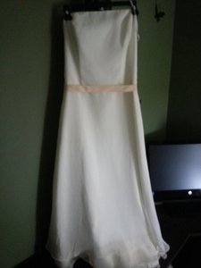 Eden White/cream Dress
