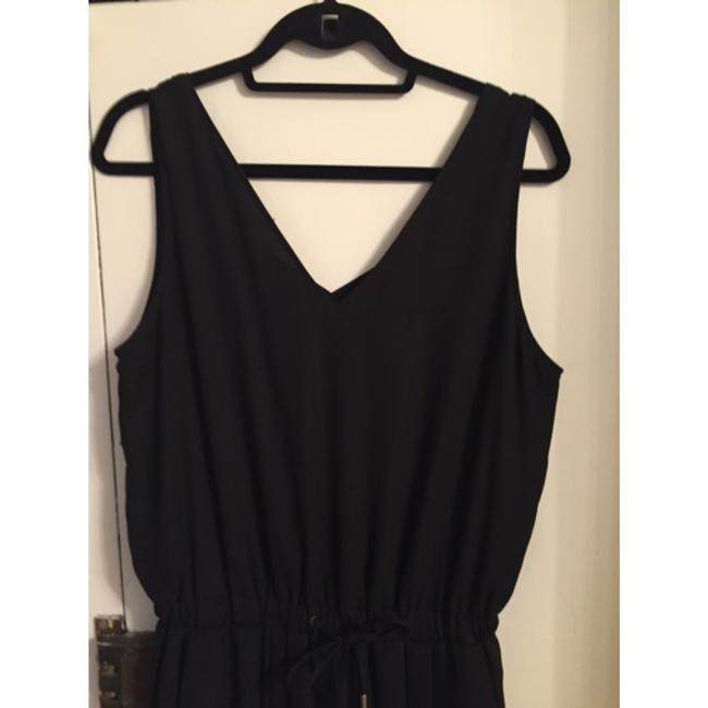 Romeo & Juliet Couture Black And Romper/Jumpsuit Romeo & Juliet Couture Black And Romper/Jumpsuit Image 4