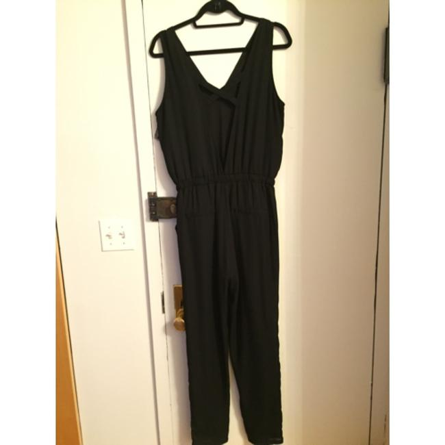 Romeo & Juliet Couture Black And Romper/Jumpsuit Romeo & Juliet Couture Black And Romper/Jumpsuit Image 8