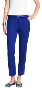 Banana Republic Skinny Straight Pants Cobalt blue