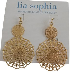 Lia Sophia Lia Sophia Pizelle Earrings