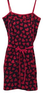 Marc by Marc Jacobs short dress Navy and red on Tradesy