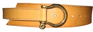 Other Equestrian Style Saddle Leather Belt
