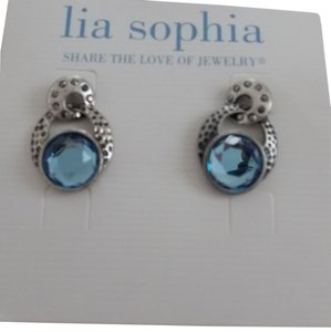 Lia Sophia Lia Sophia Kiam Family Collection Caleigh Earrings