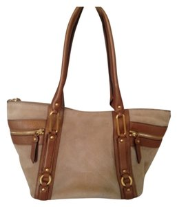 Cole Haan Satchel in Tan