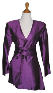 Maria Bianca Nero Top Purple