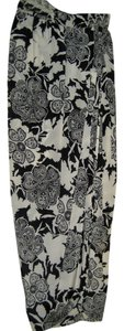 Versace Vintage Skirt Black & White