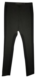 Christopher Blue Charcoal gray with black trim Leggings