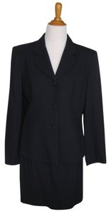 Sunny Names Classic Navy Skirt Suit