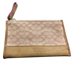 Coach Coach Signature Coin Purse