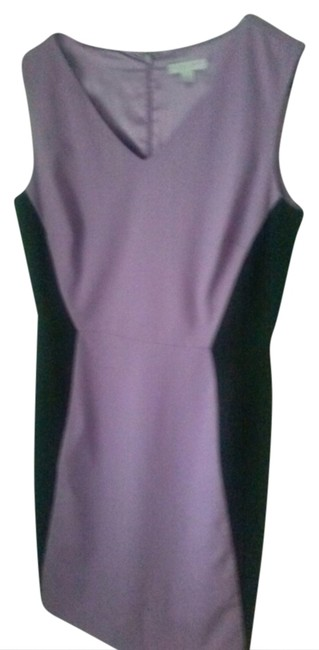 New York & Company Color-blocking Sheath Dress