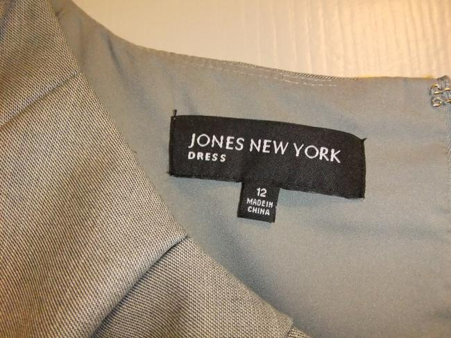 Jones New York Business Self-fabric Flowers Dress
