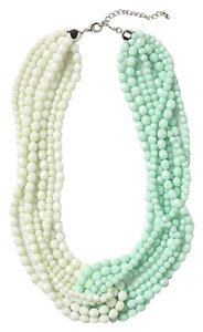 Anthropologie Double Torsade Necklace