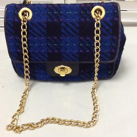 Escada Chain Vintage Chic European Shoulder Bag
