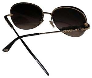 Juicy Couture Juicy couture 'forever' grey aviator sunglasses