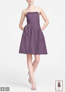 David's Bridal Wisteria Bridesmaid Dress Dress
