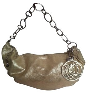 Juicy Couture Shimmer Glitter Hobo Bag
