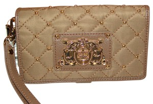 Juicy Couture Wristlet in Mocha