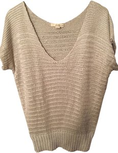 Forever 21 New Gold Top