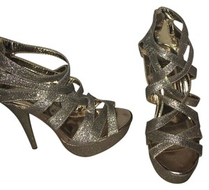 forever 21 High sparkly Pumps