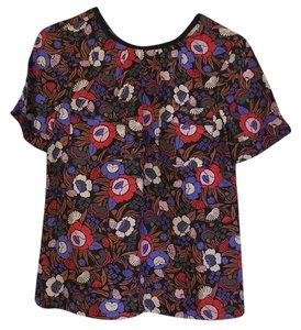 Marc by Marc Jacobs Top Black Multi