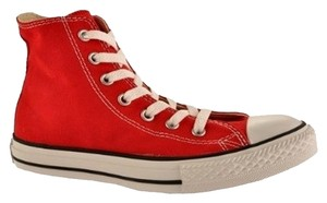 Converse Sport Hi Top Casual Red Athletic