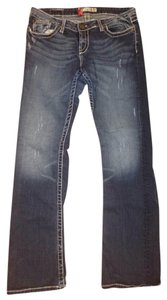 BKE Madison Straight Leg Jeans-Medium Wash
