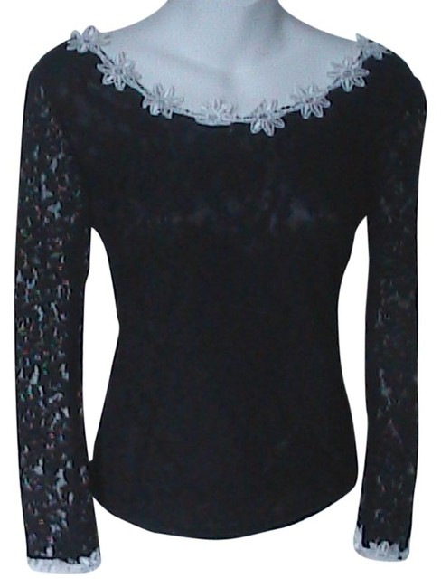 Wet Person Collection Top Black