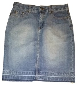 Nautica Skirt Denim