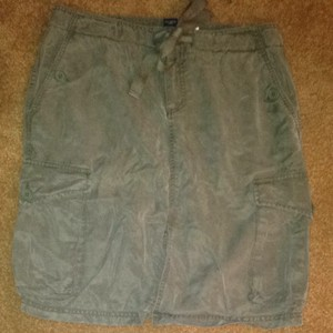 Gap Skirt Army Green